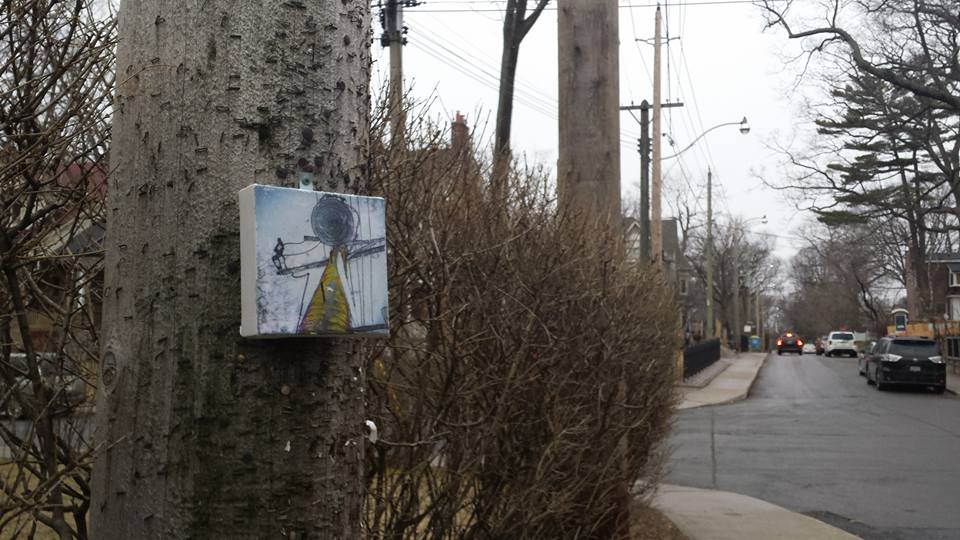 The 416 Project Shows Toronto Art is Everywhere